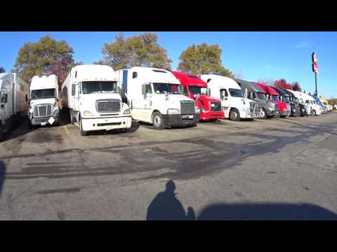 2747 Walkabout At The Pilot Truck Stop