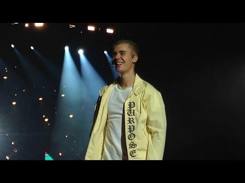 Justin Bieber - Purpose Tour - Rio de Janeiro - Brasil - 29-03-17