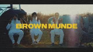 BROWN MUNDE   REMIX   - AP DHILLON   GURINDER GILL   SHINDA KAHLON   GMINXR