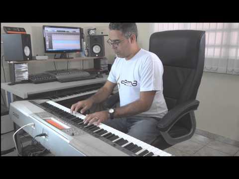 Aclame ao Senhor- Piano Instrumental