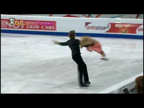 ISU BERNA 26/01/2011 Short Dance -4/19- Isabella T...