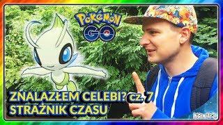 ZNALAZŁEM KRYJÓWKĘ MITYCZNEGO CELEBI! - Pokemon GO #LICZBA