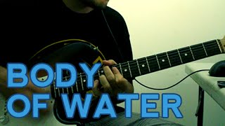 [Guitar Cover] Red Hot Chili Peppers - Body of Water