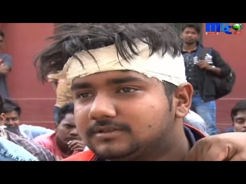 Cuttack: Group Clash On Ravenshaw Campus, Tension Continues | MBC TV