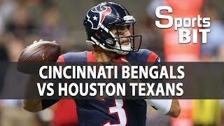 Cincinnati Bengals vs Houston Texans Week 16   Sports BIT   NFL Picks & Preview