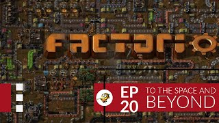 Factorio 0.17 - To the Space and Beyond Ep 20: So much plastic - Megabase, Gameplay