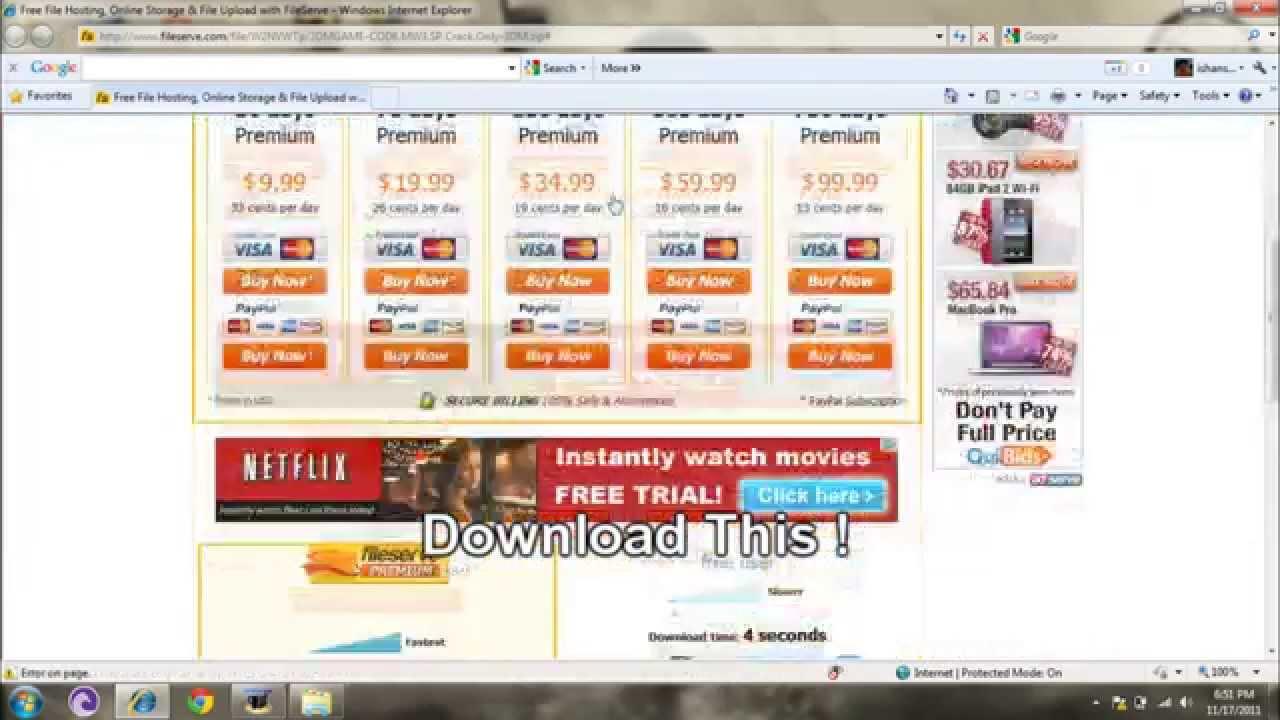 call of duty modern warfare 3 download torent pc
