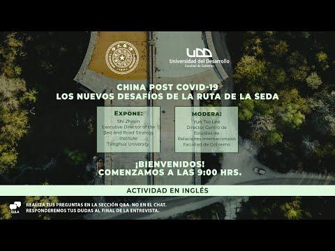 China Post COVID-19 Los nuevos desafíos de la Ruta de la Seda