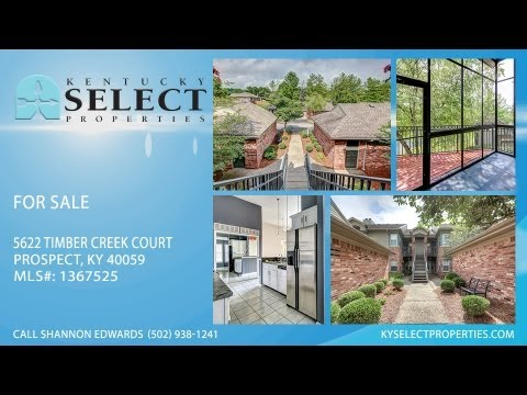 Louisville Real Estate | Shannon Edwards | KY Select Properties | Timber Creek