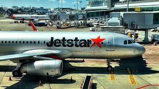 Jetstar Asia: Low Cost DONE RIGHT - Singapore to Hong Kong