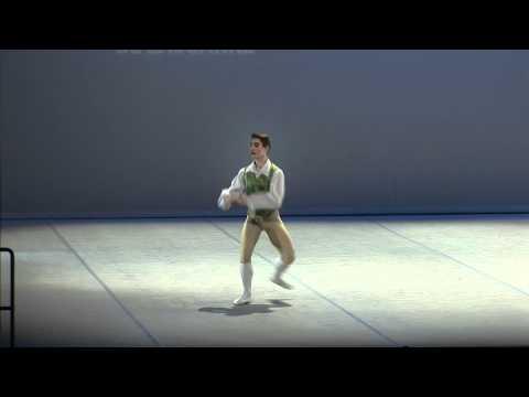 Prix de Lausanne 2011 - Classical Selections - Rubén Alonso Almagro