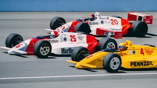 1989 Indianapolis 500 | Full-Race Broadcast 1080p