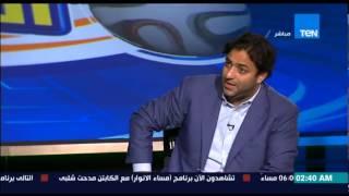 مساء الأنوار- العالمى احمد حسام ميدو ... احترم فى محمد النني عدم عودته الى مصر مرة اخرى