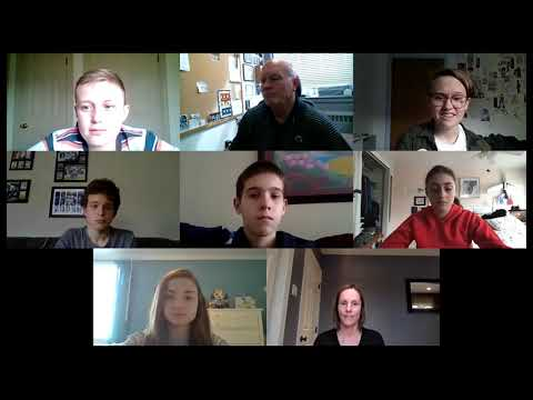 4-24-20 Woodlynde School's Virtual Morning Assembly | Strafford, PA