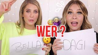 WER WÜRDE EHER ... für den Playboy shooten ? 🤔  mit MRSBELLA  | Dagi Bee