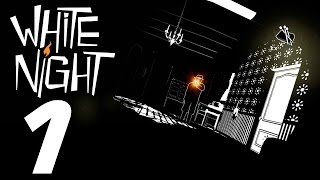 White Night - Gameplay Walkthrough Part 1 - Prologue (First 30 Minutes)