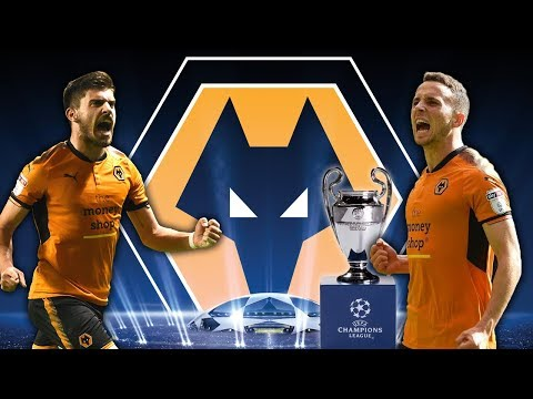CHAMPIONS LEAGUE FINAL - FIFA 18 WOLVES CAREER MODE!
