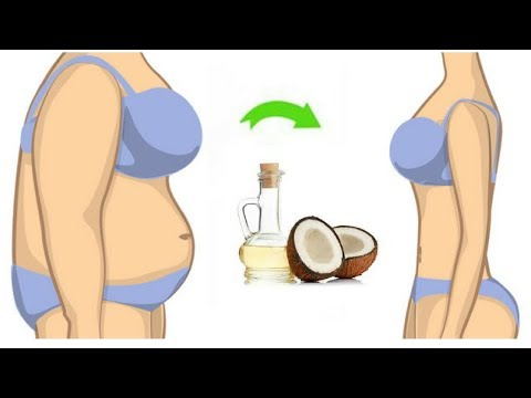 How to Properly Use Coconut Oil And Can Help You Lose Weight and Belly Fat