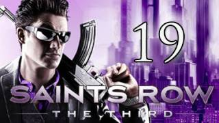 Saints Row 3 the Third Walkthrough - Part 19 Trojan Whores Let