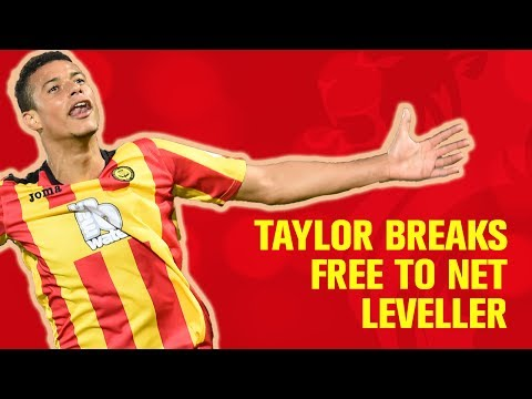Lyle Taylor breaks free to score equalizer