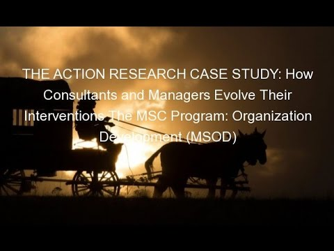 action research case study