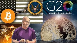 """""""Blockchain Is More Than a Market. It's a Movement!"""" SEC Targets Crypto Influencers! G20 Summit $BTC"""