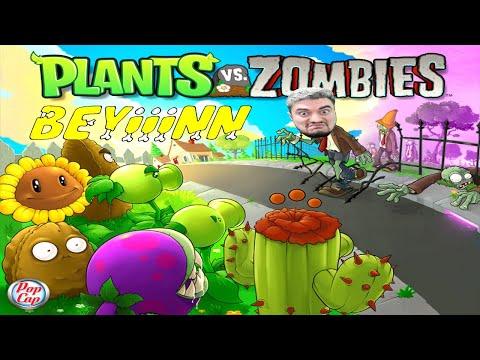 SÜPER BiR OYUN - Plants Vs. Zombies - Türkce Part 1