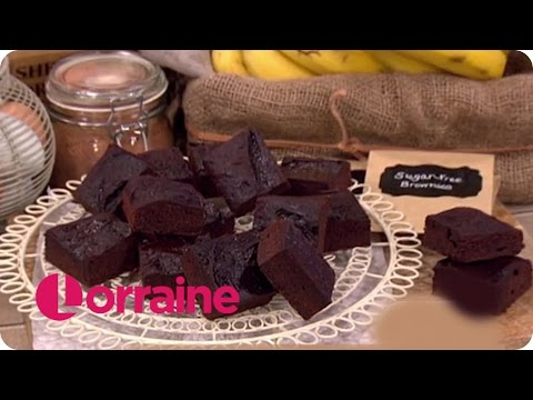 John Whaite's Sugar-Free Chocolate Brownies | Lorraine