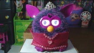 Os acessórios da minha Furby Lulu Julia Silva