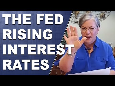 The Fed Raising Interest Rates  - Pension Plans Our Webinar Topic For April