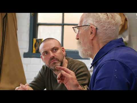 Frank Quitely Meets John Byrne