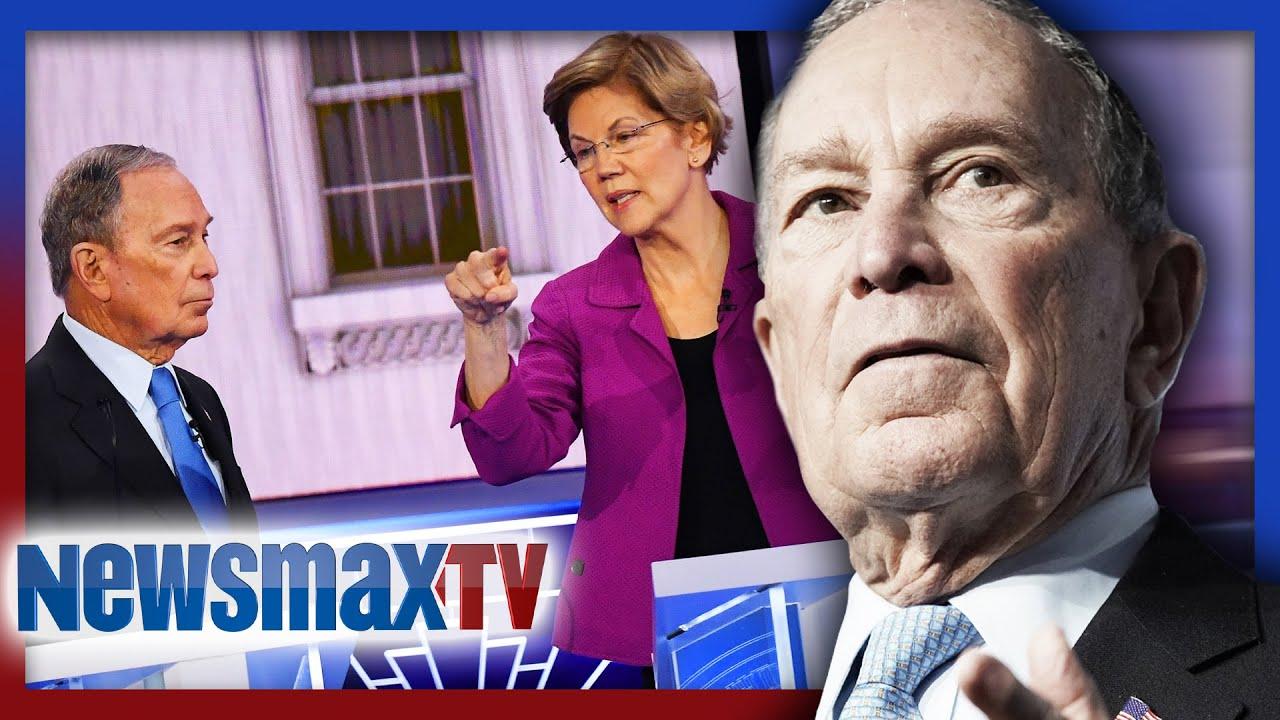 Bloomberg takes a beating at Democratic Debate (breakdown) - Newsmax