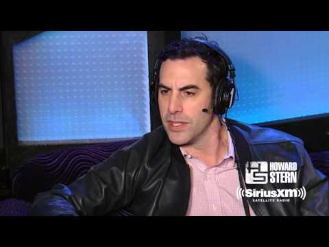Sacha Baron Cohen is listed (or ranked) 12 on the list The Best Ever Howard Stern Interviews