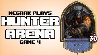 Gambar cover Negark Plays Hearthstone Hunter Arena Gameplay Part 3 - Game 4