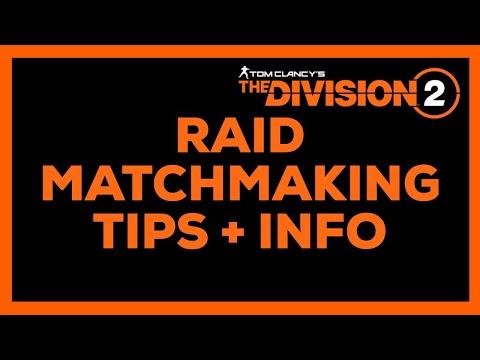 raid matchmaking