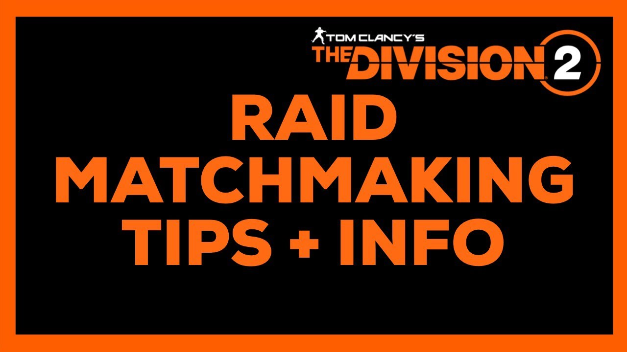 matchmaking tips