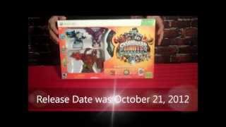 SkyLanders Giants Starter Pack UnBoxing for the xBox 360