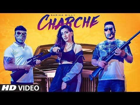 Charche (Full Song) Sarika Gill | Snappy | Kaptaan | Latest Punjabi Songs 2019