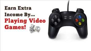 How to Earn Money by Playing Games (PC, XBox, PS3)