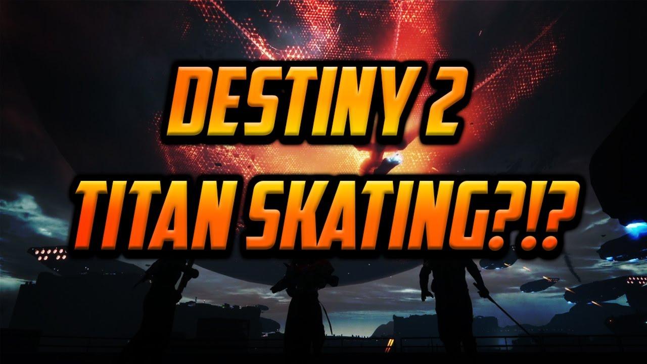 titan skating