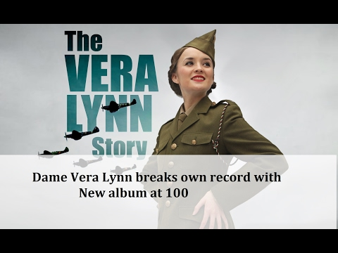 Dame Vera Lynn breaks own record with new album at 100 | Official |