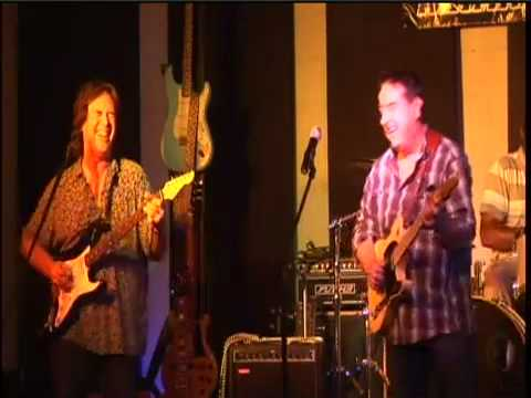 """Carl Verheyen and Steve Trovato -- """"Someday After a While"""" at the LsL Guitar Party 2012"""