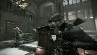 Tom Clancy's Splinter Cell Blacklist Music Video - Diamond Eyes