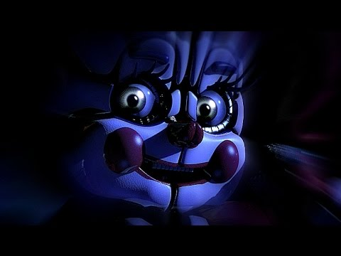 FIVE NIGHTS AT FREDDY'S: SISTER LOCATION BABY ANIMATRONIC REVEALED!