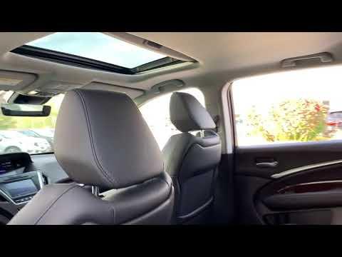2017 Acura MDX Libertyville, Arlington Heights, Glenview, Waukegan, Kenosha, WI DX3225A