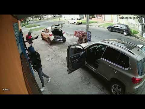 Violento asalto a un supermercado chino en Buenos Aires - Video 1 from YouTube · Duration:  22 seconds