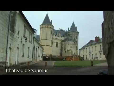 Places to see in ( Saumur - France ) Chateau de Saumur - YouTube