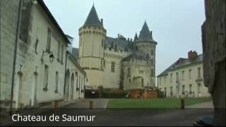 Places to see in ( Saumur - France ) Chateau de Saumur