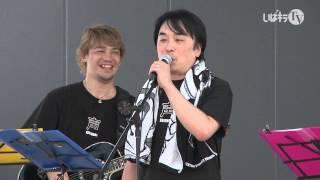 2014年7月12日(土) イオンモールつくば・屋外イベント広場 ソラステに...