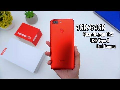 Spek Gahar 1 Jutaan! | Lenovo S5 Unboxing Indonesia!